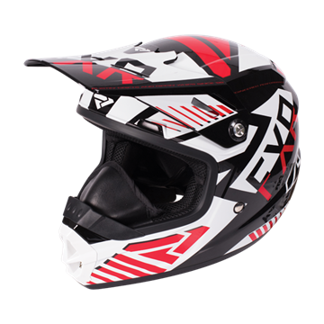 Image de Casque Throttle Battalian Enfants