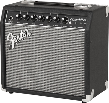 Image de Champion 20 Fender Amplificateur de Guitare