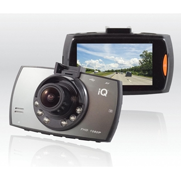 "Image de iQ Dash Camera 1080p 30fps 2.7"" 170deg"