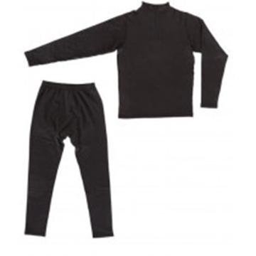 Image de ensemble sous-vêtement pour femme GKS 88-026W noir