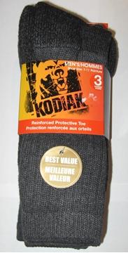 Image de bas travail Kodiak paquet 3 noir