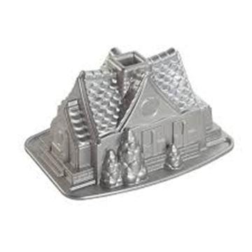 Moule à Gâteau en de Maison 3D Nordic Ware