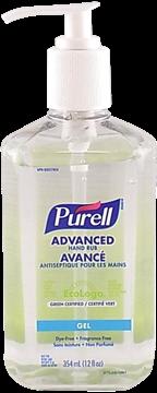 Image de Purell avec pompe