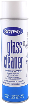 Image de Sprayway Nettoyeur à vitre en aérosol