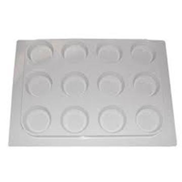 Suppor à Cupcake Argent de CK Products | 24-51014S