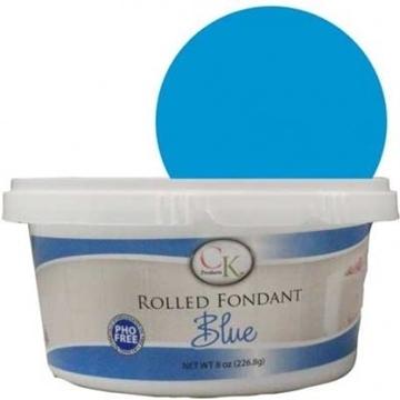Fondants à Rouler Bleu de CK Products | 77-878041