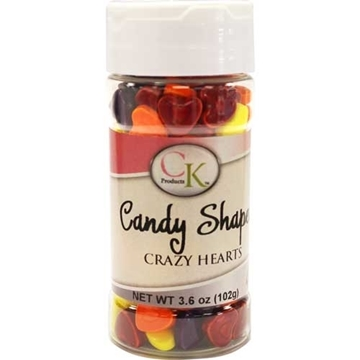 Candy Shapes Crazy Hearts de CK Products | 78-23296