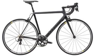 Cannondale - Vélo de route - 700 M S6 EVO Crb 105 BBQ - CHARCOAL - 52CM