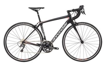 Cannondale - Vélo de route - 700 F Synapse Crb Tgra BLK - NOIR - F - 48CM