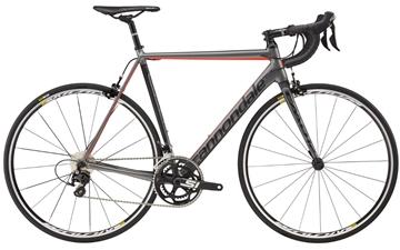 Cannondale - Vélo de route - 700 M CAAD12 105 BQR - NOIR ET ROUGE - 52CM