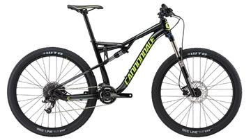 Cannondale - Vélo de montagne - 27.5 M Habit Al 6 BLK - NOIR - MOYEN