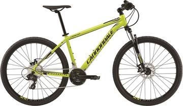 Cannondale - Vélo de montagne -  27.5 M Catalyst 3  NSP - VERT LIME - LARGE