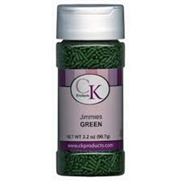 Jimmies Green 3.2 oz de CK Products | 78-530G