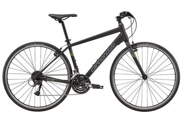 Cannondale - Vélo hybride - 700 M Quick 6 BBQ - CHARCOAL - PETIT