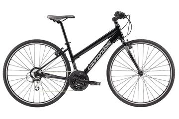 Cannondale - Vélo hybride - 700 F Quick 8 BLK - NOIR - F - MOYEN
