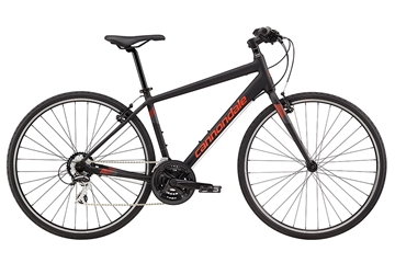 Cannondale - Vélo hybride - 700 M Quick 8 BBQ - CHARCOAL - 2XLARGE
