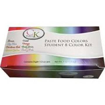 Colorant CK 8 Couleurs Student Case | 40-108