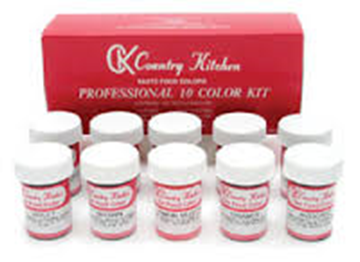 Colorant CK Professionel 10 Couleurs | 40-110