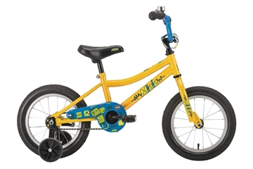 Miele - Vélo enfants - BAMBINO - ORANGE - U - 14PO