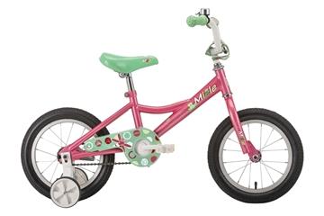 Miele - Vélo enfants - BAMBINO - ROSE - F - 14PO