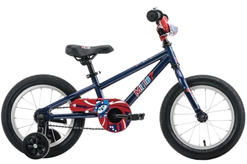 Miele - Vélo enfants - BAMBINO 140 B14 - BLEU - U - 14PO