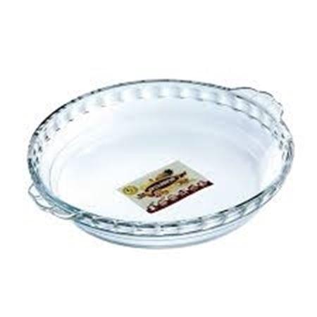 Image de Assiette a Tarte en Pyrex 3.5 L. Arcuisine | 430197BA