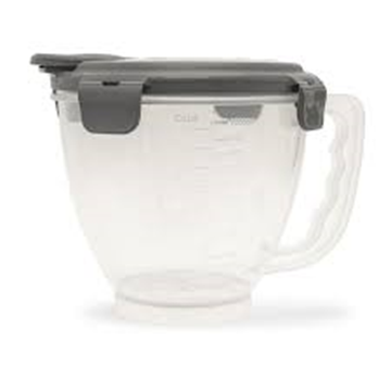 Lock&Lock Tasse à Mesurer - 4 tasses Starfrit | 094550004GREY