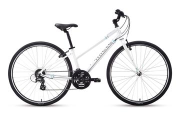 Miele - Vélo hybride - UMBRIA 3 LA - BLANC - F - PETIT