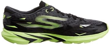 Chaussure de course route Skechers Go Meb speed 3 homme noir-jaune