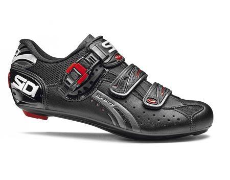 Image de Chaussure de vélo Sidi Genius 5 Fit route homme noir
