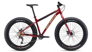 Rocky Mountain - Vélo de montagne - RMB BLIZZARD-10 BIKE SM RD- ROUGE - PETIT