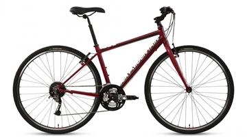 Rocky Mountain - Vélo hybride - RMB RC_30_COMF BIKE MD RD_M - ROUGE - MOYEN