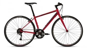 Rocky Mountain - Vélo hybride - RMB  RC_30_PERF BIKE MD RD - ROUGE - MOYEN