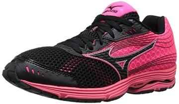MIZUNO - Chaussures de course sur route - WAVE SAYONARA 3 WOMEN - rose-noir - femme