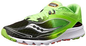 SAUCONY - Chaussures de course sur route - KINVARA 7 NOIR - noir-vert - homme