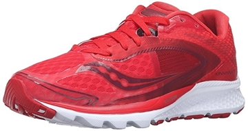 SAUCONY - Chaussures de course sur route - KINVARA 7 - rouge-blanc - femme