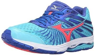 MIZUNO - Chaussures de course sur route - WAVE SAYONARA 4 W - bleu-rose - femme