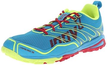 INOV-8 - Chaussures de course en sentier - TRAILROC255 - bleu-jaune-rouge - femme