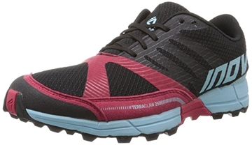INOV-8 - Chaussures de course en sentier - WOMEN TERRACLAW 250 - noir-rose-bleu - femme