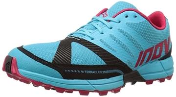 INOV-8 - Chaussures de course en sentier - TERRACLAW 250 BLUE BERRY F - bleu-rose - femme