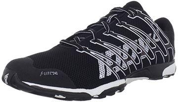 INOV-8 - Chaussures de course sur route - F-LITE 240  PRECISION FIT - NOIR-BLANC - homme