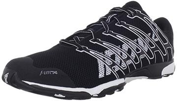 INOV-8 - Chaussures de course sur route - F-LITE 240  PRECISION FIT - NOIR-BLANC - femme