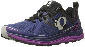 PEARL IZUMI - Chaussures de course en sentier - TRAIL M2 V3 - mauve-rose - femme