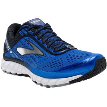 BROOKS - Chaussures de course sur route - GHOST 9 - bleu-blanc - homme