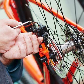 Mise au point de vélo - LE DÉBUTANT