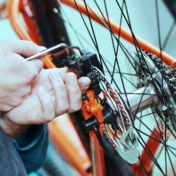 Mise au point de vélo - LE ROULEUR