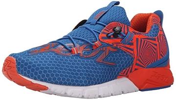 ZOOT - Chaussures de course sur route -  MAKAI MENS - bleu-orange-blanc - homme