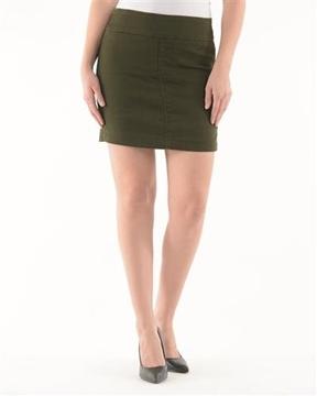 Image de loïs jupe culotte extensible noire