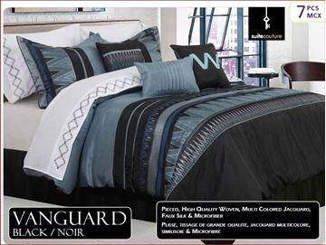 Couvre Lit King 7 Morceaux Vanguard  | 60670.7K.15