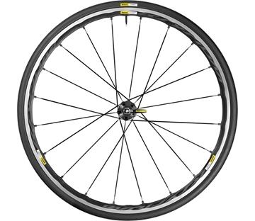 Mavic - Roue de vélo de route - Ksyrium black - 17mm
